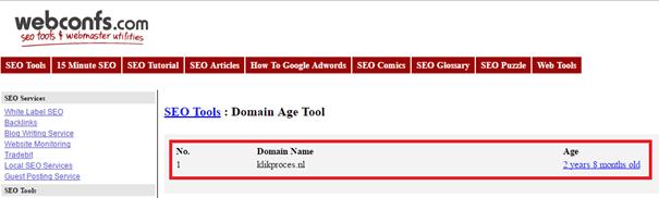 domein-leeftijd-checker