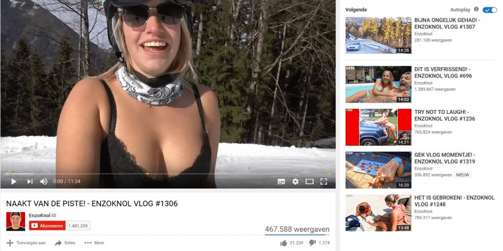 Thumbnail Enzo Knol Sex