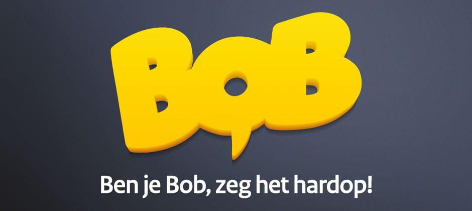 Bob slogan voorbeeld