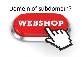 domein of subdomein