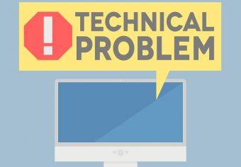 Technische problemen webshop SEO