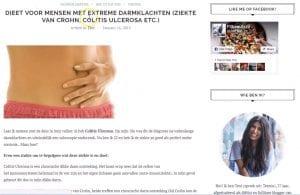 Fitbeauty.nl voorbeeld website
