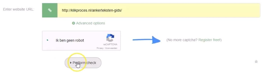 Opsporen Duplicate Content Extern SEOreviewtools