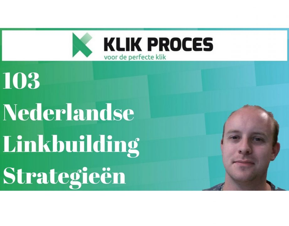 Linkbuilding Strategieen