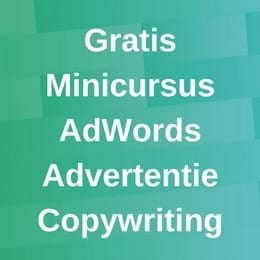 Minicursus CRO AdWords Copywriting