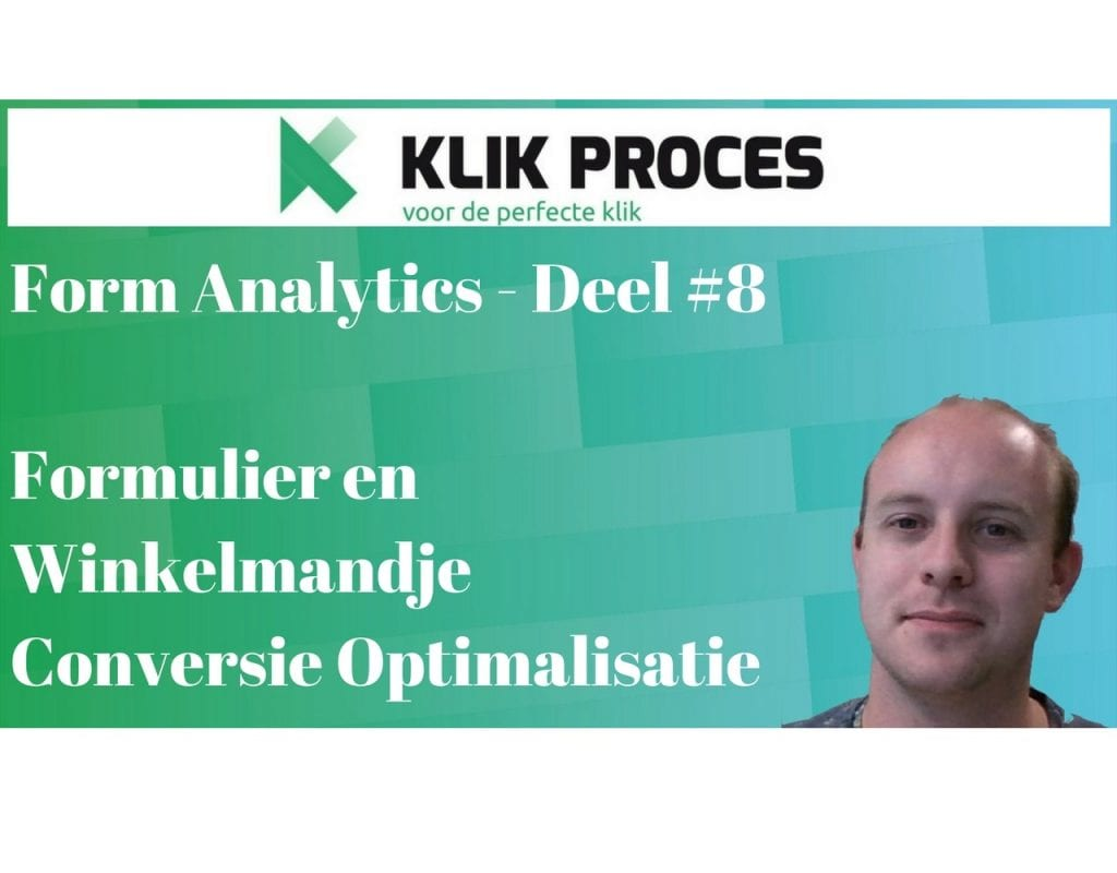 Form analytics en testen voorkant