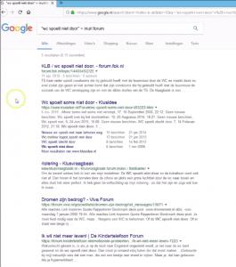 laten zien hoe je google zoekt