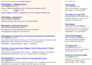 Adwords Advertentie Samenstellen H5 Concurrentie Analyse