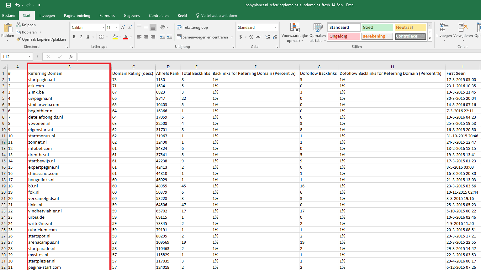 4-ahrefs-referring-domains-excel
