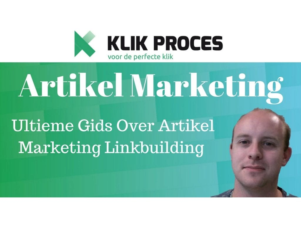 Ultieme Gids Over Artikel Marketing Linkbuilding