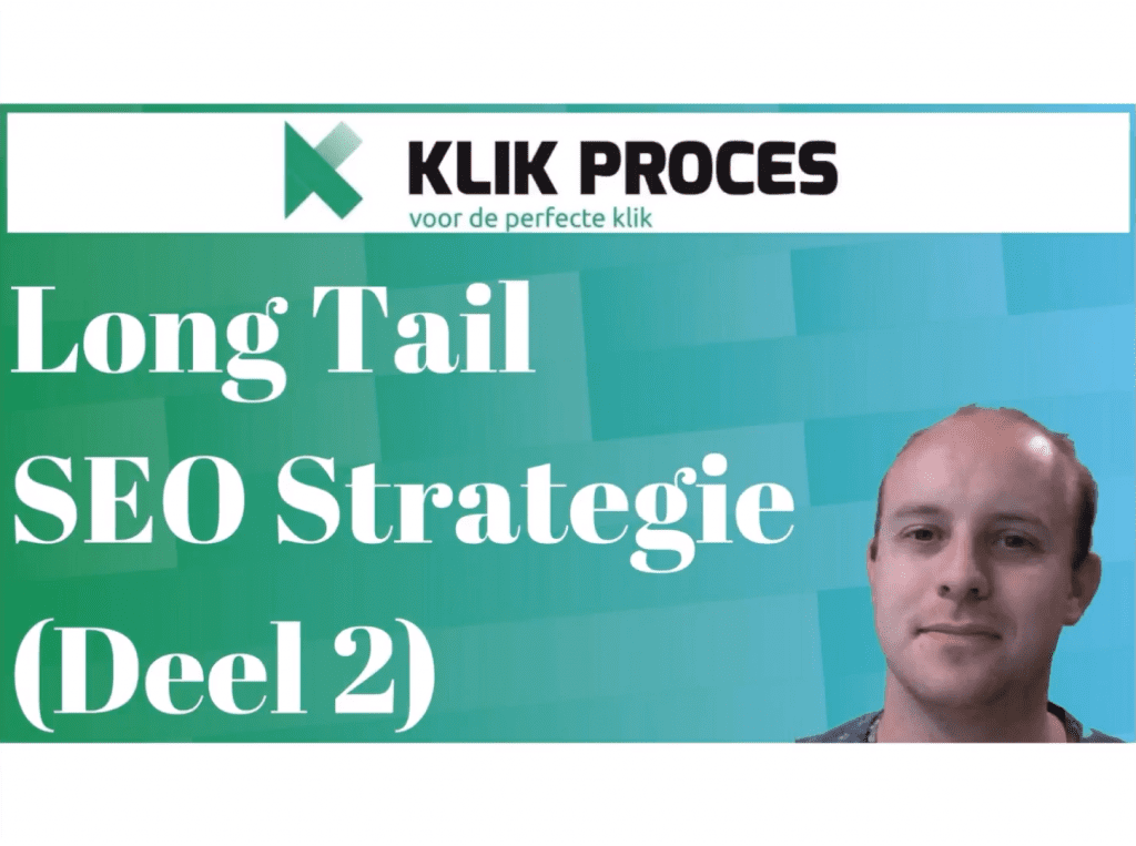Long Tail SEO en Content Marketing Strategie (Deel 2)