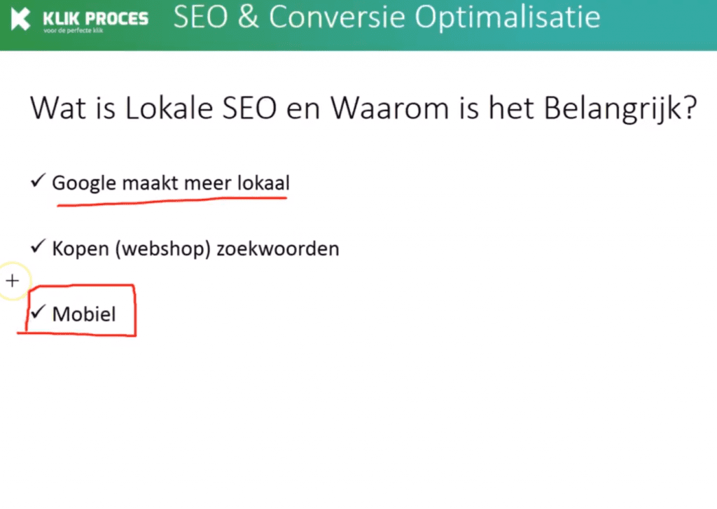 lokale seo tips