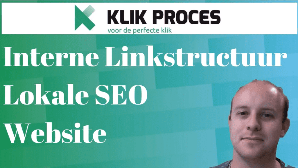 Interne Linkstructuur Voor Lokale SEO Website
