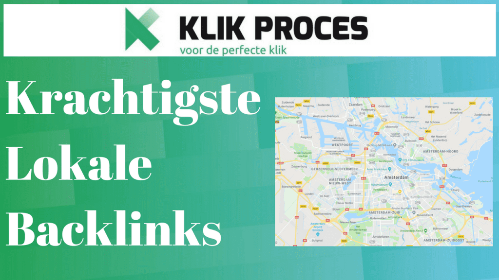 Sterkste Lokale SEO backlinks
