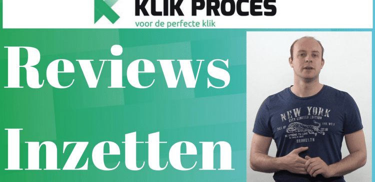 Effectief reviews inzetten