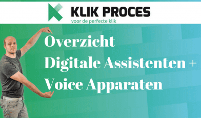 Voice Apparaten en Digitale Assistenten