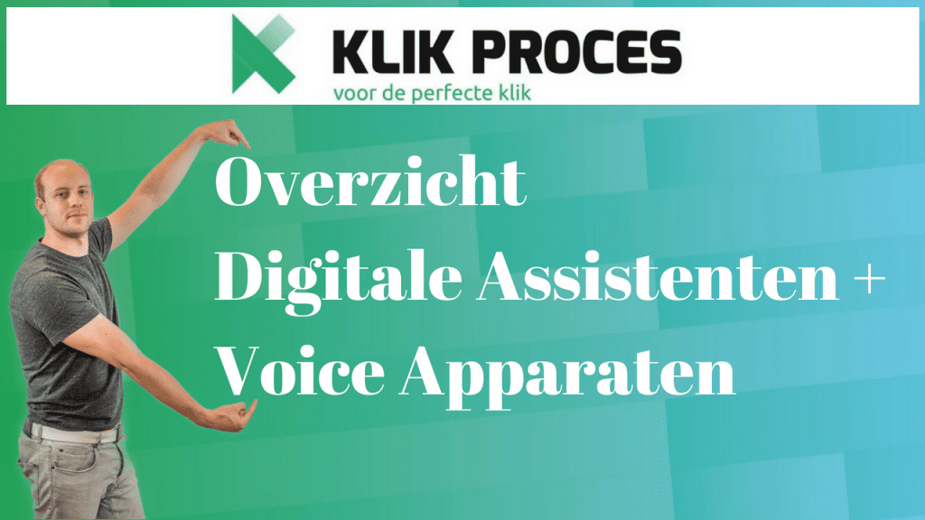 Voice Search: Alle Digitale Assistenten en Voice Apparaten op een Rij