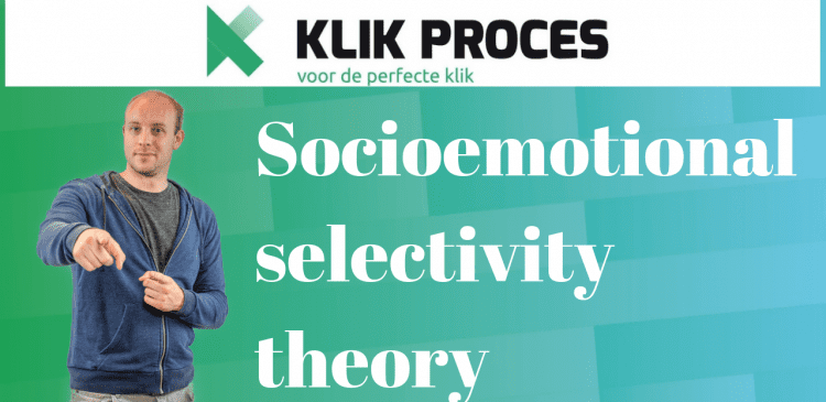 Socioemotional selectivity theory