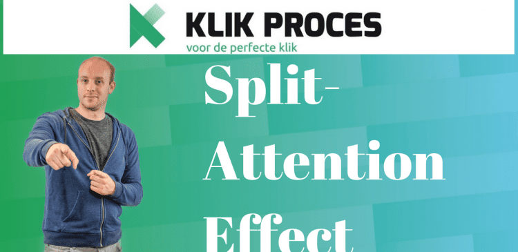 Split-Attention Effect