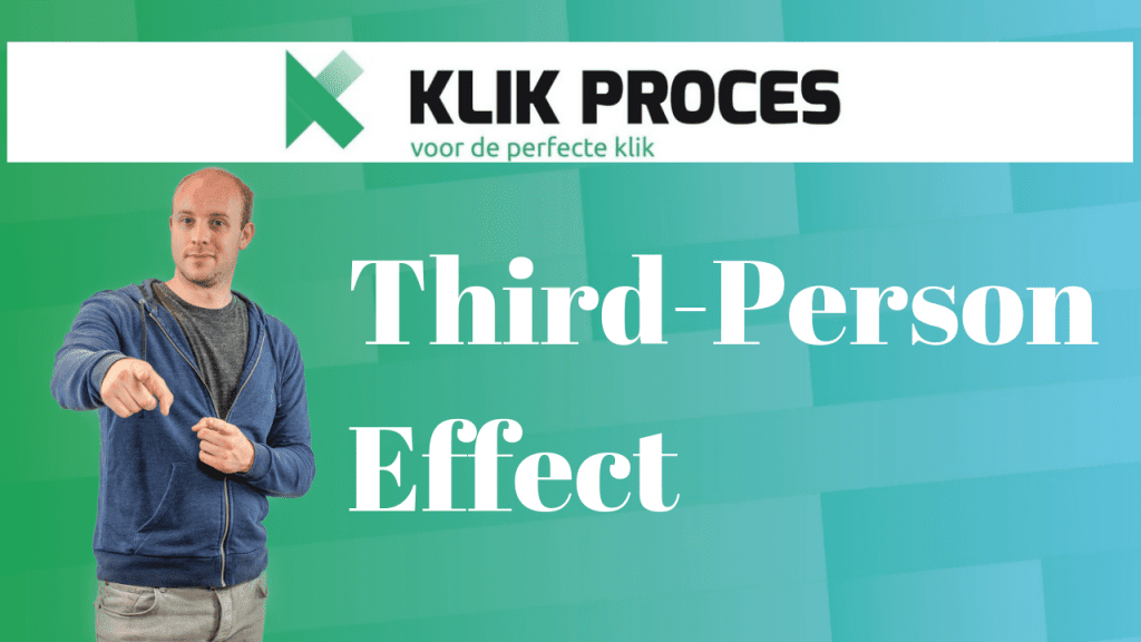 Third-Person Effect
