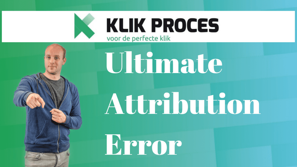 Wat is de Ultimate Attribution Error en Hoe Gebruik Je Dit?