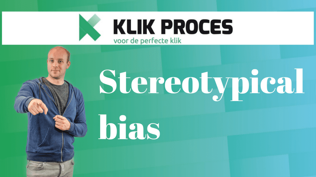 stereotypical bias