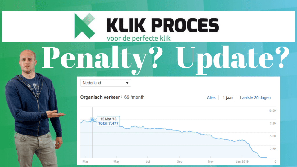 Geraakt Door Google Algoritme Update of Penalty? Hier Alle Oplossingen