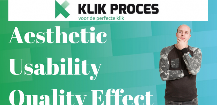 Aesthetic Usability Quality Effect