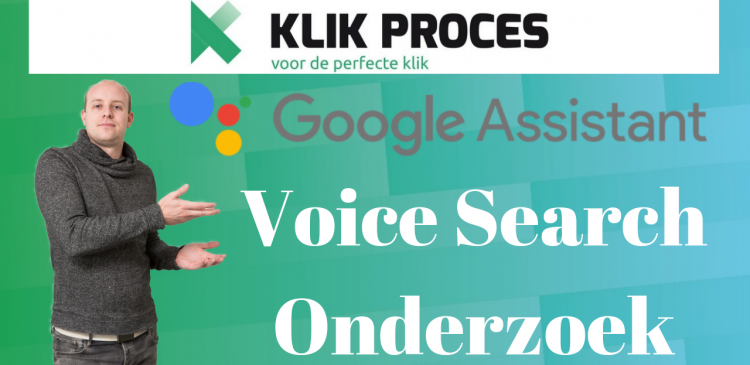 Google Assistent Voice Search Onderzoek