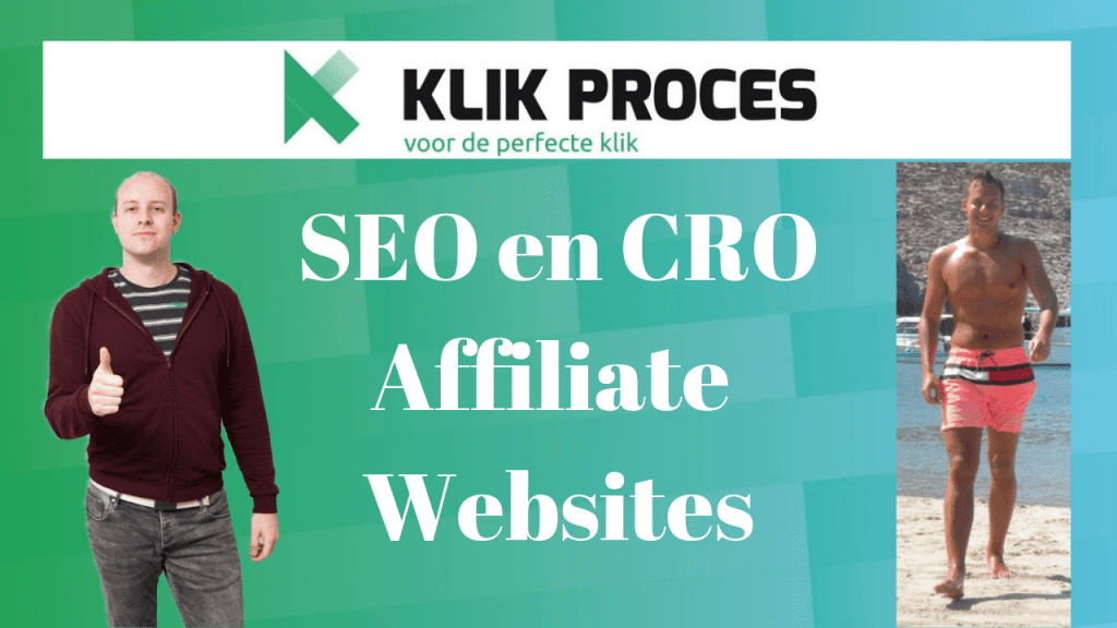 SEO en CRO voor Affiliate Websites met Jacko Meijaard [Podcast]