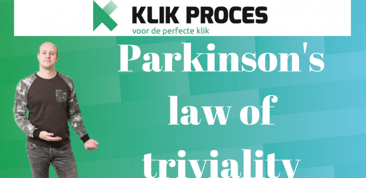 Parkinson's law of triviality