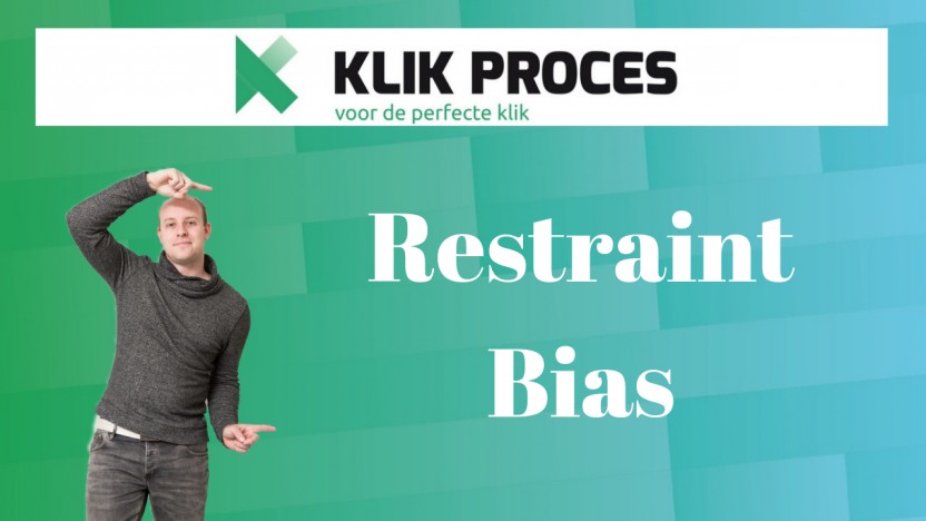 Wat is Restraint Bias en Hoe Pas Je Dit Online Toe?