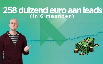 258.000 Euro aan B2B Leads Genereren in 6 Maanden [SEO & YouTube Case Study]