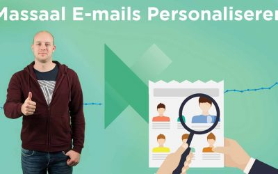 Massaal E-mail Inhoud Personaliseren Voor Subscription Sites [Peter van Basedriver + Guido]