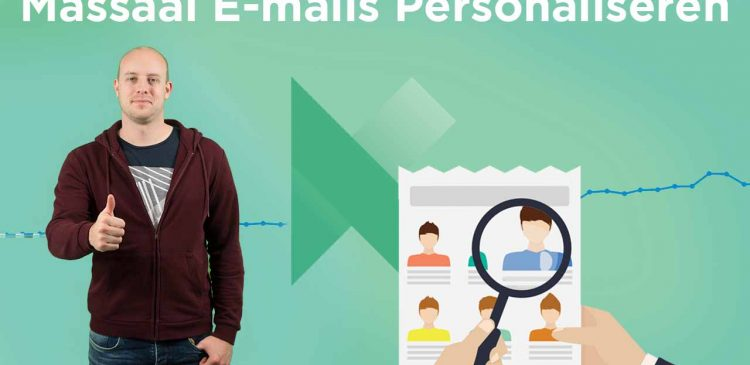 email personaliseren