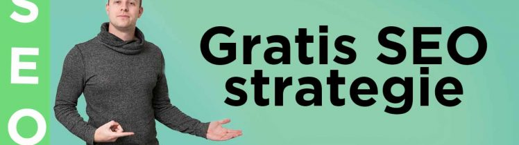 gratis seo strategie
