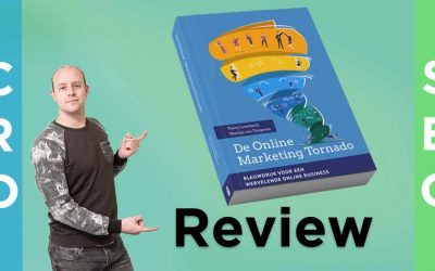 De Online Marketing Tornado Review [Boek van IMU's Tonny en Martijn]