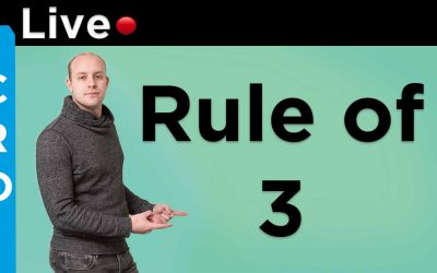 The Rule of Three om Power te Geven Aan Jouw Copywriting