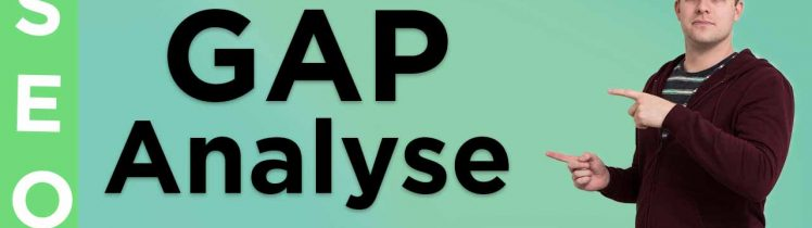 SEO GAP Analyse
