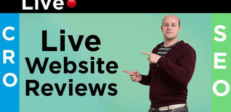 live website reviews