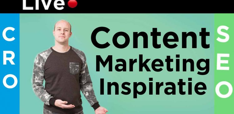ron simpson content marketing inspiratie