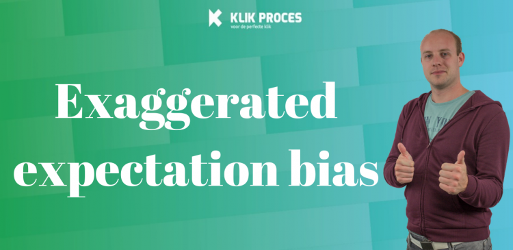 Exaggerated expectation bias